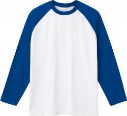 【FRONT】color:ホワイト×ロイヤルブルー