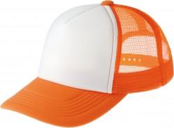302 オレンジ×ホワイト