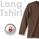 ロングTシャツ | オリジナルTシャツプリントなら【SEABOW】