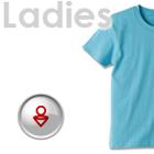 レディース | オリジナルTシャツプリントなら【SEABOW】