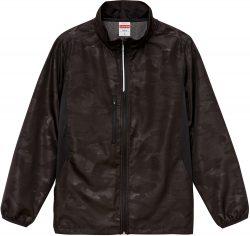 419 ウッドランドブラック(エンボス加工)×ブラック