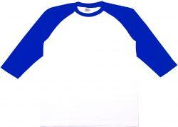 05 ホワイト×ロイヤルブルー